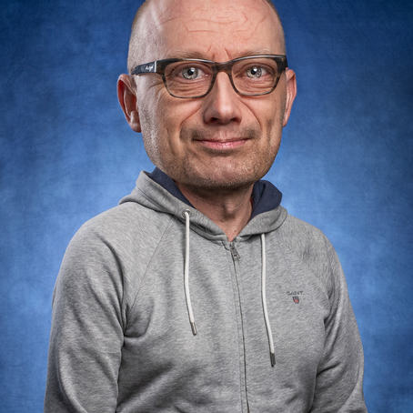 Portrait Marrku Pajunen