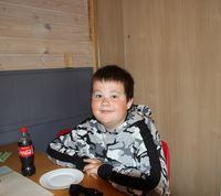 Kafe på Sørvær samfunnshus 2019