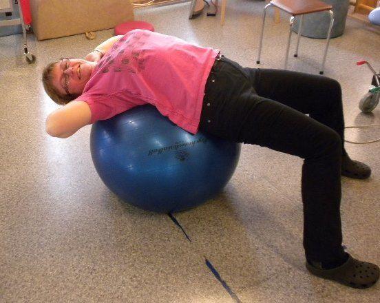 Fysioterapeut Rakel Pettersen