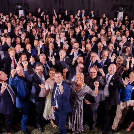 Gjester og EISA-medlemmer under fjorårets EISA Awards Gala i Berlin.