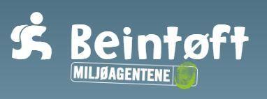 Logo Beintøft, gå til skolen aksjon