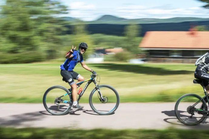 Det är över 23 000 anmälda cyklister till Cykelvasans lopp kommande helg. FOTO: Vasaloppet.