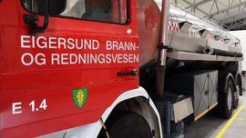 Eigersund brann og redning