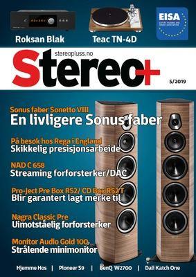 Stereopluss 2019-5-Forside