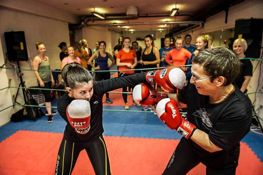 Fitness boxing rb