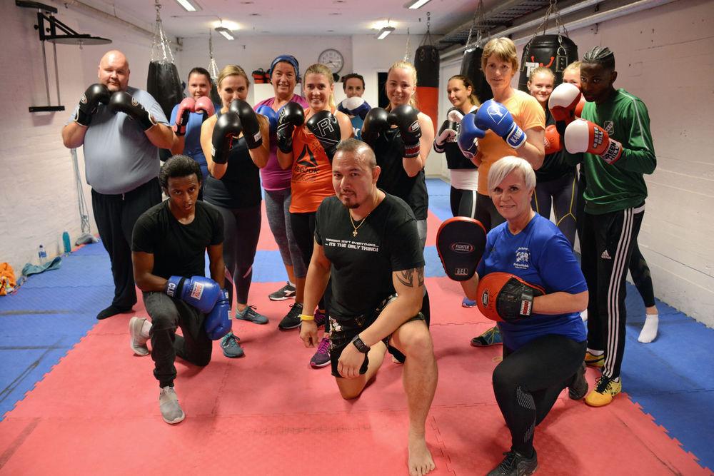 Kickboxing rbnett