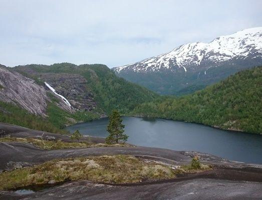 Sørfjordvatnet