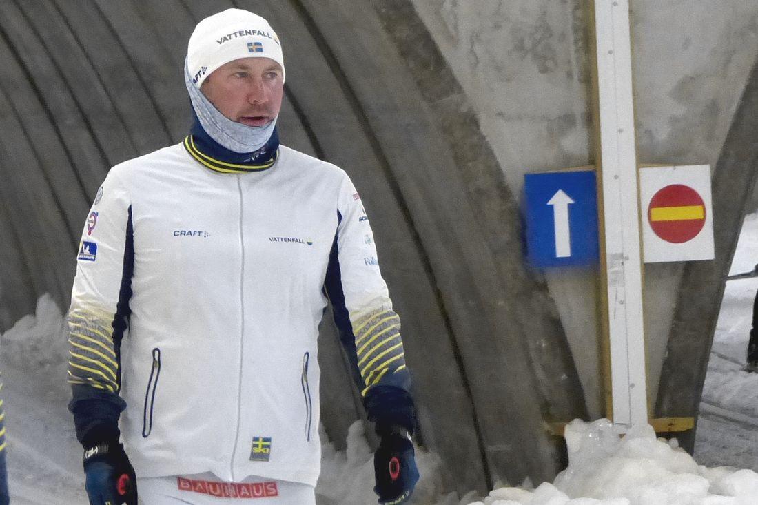 Anders Niemi ser med spänning fram emot sin nya roll som vallachef för landslaget. FOTO: Johan Trygg/Längd.se.