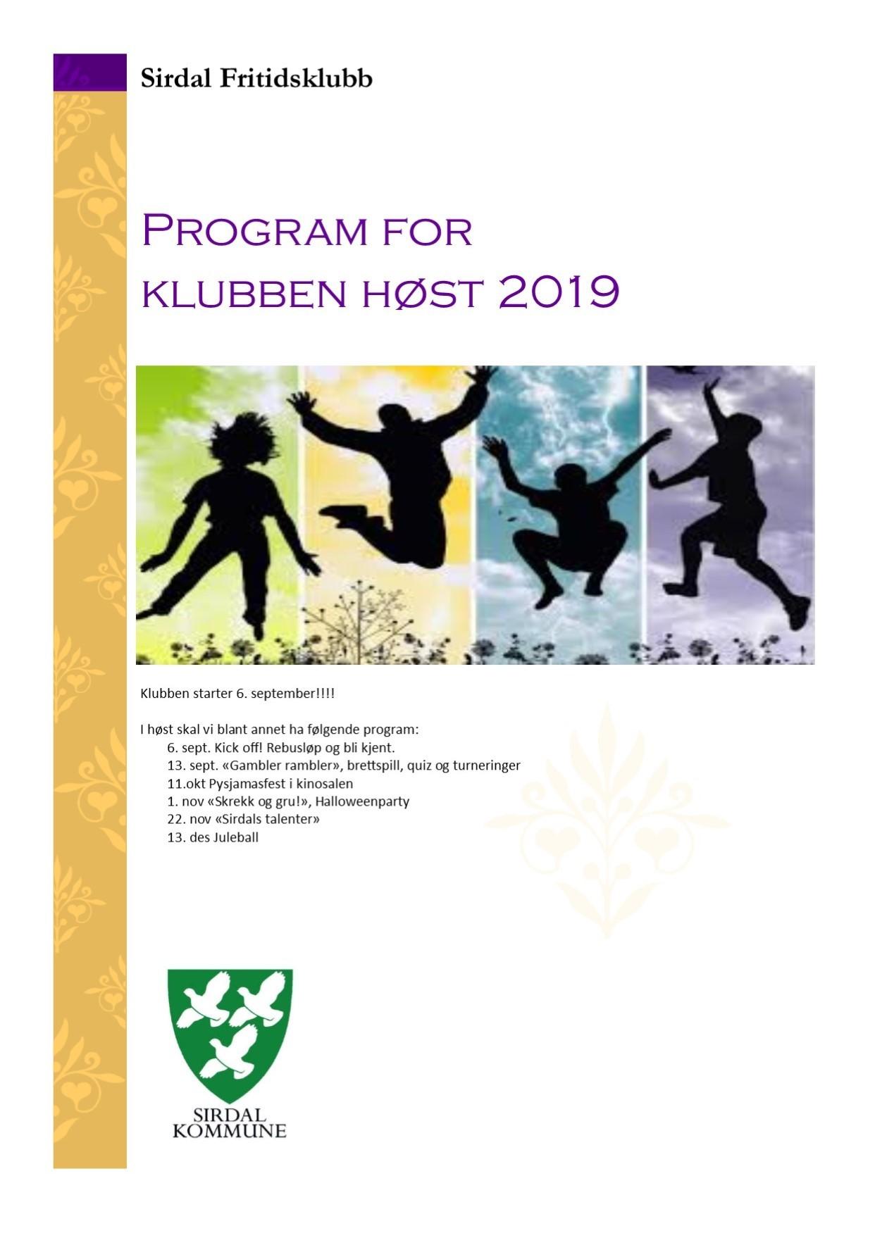 Bildeplakat Klubben program høsten 2019.jpg