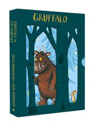 Gruffalo og Lille Gruffalo - GAVEBOKS