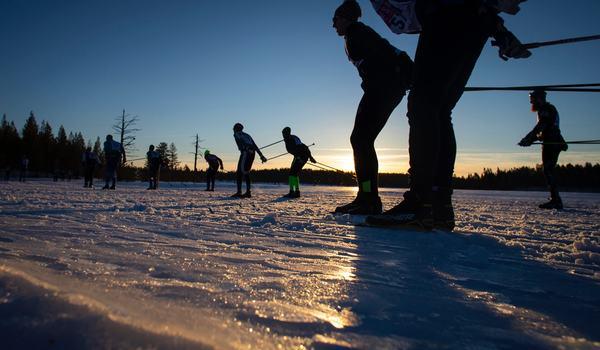 Vasaloppsåret 2020 bjuder på fler utmaningar och fler lopp än någonsin. FOTO: Henrik Hansson/Vasaloppet.