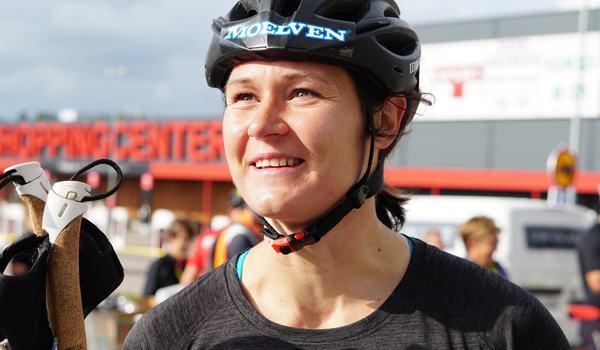 Världens bästa långloppsåkare, Britta Johansson Norgren, kommer till Skoklosterrullen på söndag. FOTO: Lager 157 Ski Team.