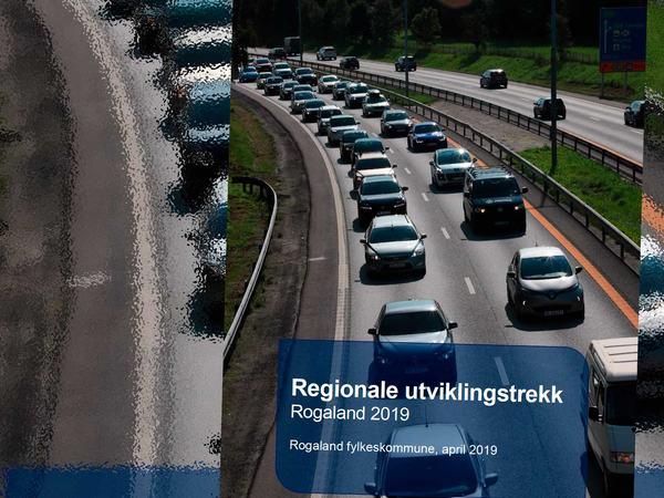 Regionale utviklingstrekk i Rogaland