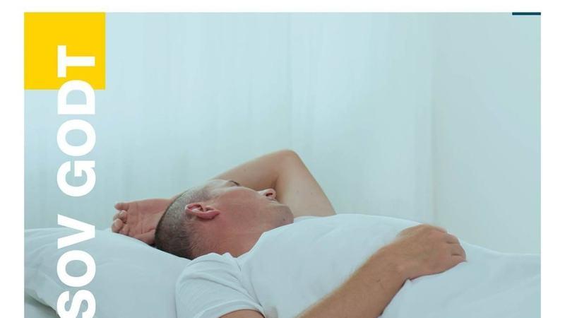 Illustrasjonsbilde søvnkurs