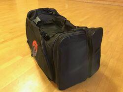 Gear bag med TTU logo1