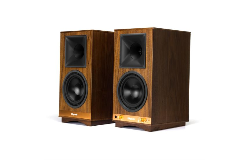 Klipsch SIXES  Walnut