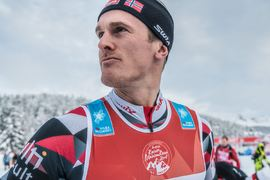 Morten Eide Pedersen kommer åka Ski Classics för norska Team Kaffebryggeriet i vinter. FOTO: Visma Ski Classics.