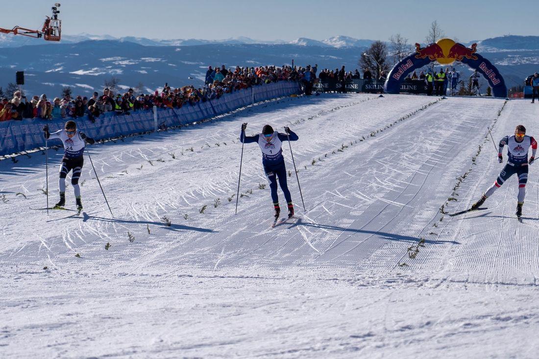 Nu är det klart med en ny världstour med 100-meters Supersprint med sex tävlingar i fem länder. FOTO: Mads Lohne.