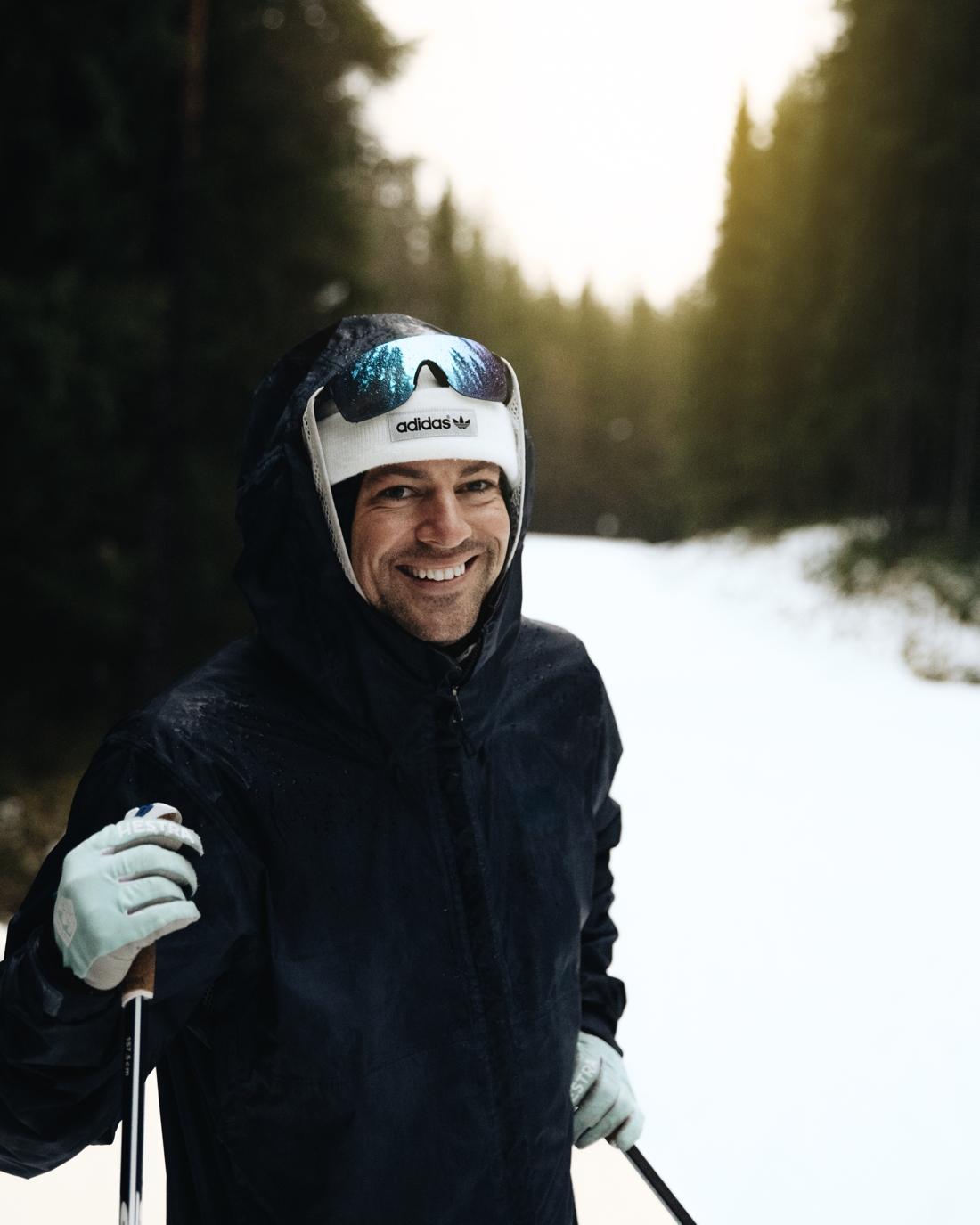 Världen snabbaste man på längdskidor, Ludvig Sögnen Jensen, blir förstås en favorit i herrklassen på World Sprint Series. FOTO: Kim Bye.