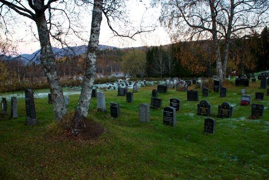 Røsvik kirkegård