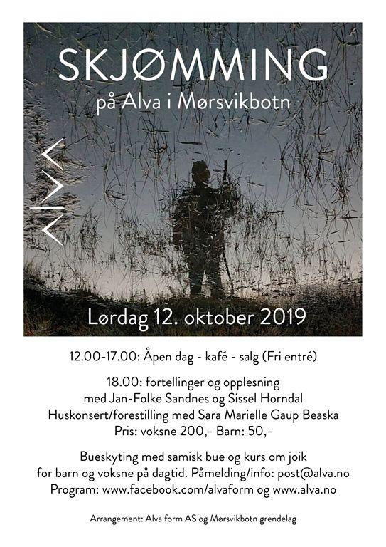 Plakat, Skjømming 2019
