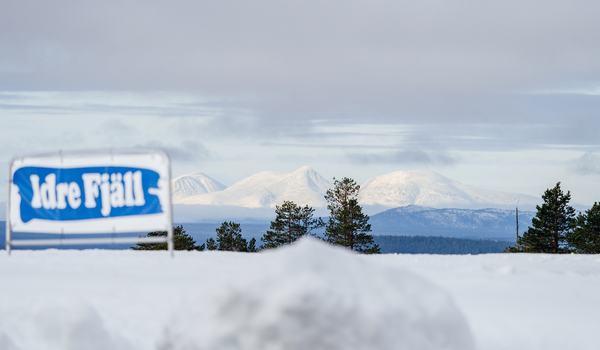 Herrarna i A-landslaget och Team Bauhaus tränar på snö i Idre kommande vecka och de får också sällskap av Stina Nilsson och Anna Dyvik. FOTO: Idre Fjäll.