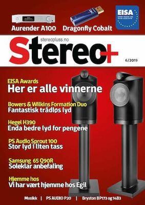 Stereopluss 2019-05-Forside