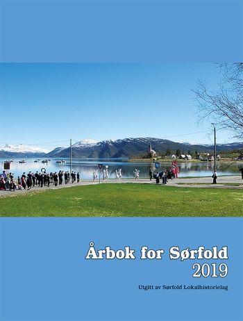 Forside årbok for Sørfold 2019