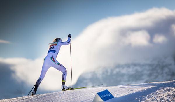 Bruksvallsloppet 16-17 november blir starten på säsongen för många längdåkare även om den officiella premiären går en vecka senare i Gällivare. FOTO: Jocke Lagercrantz.