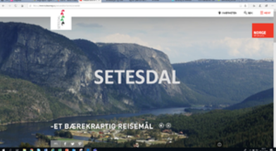 VisitSetesdal.com