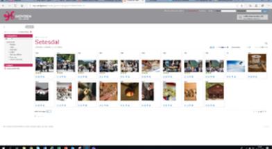 Dokumenter og bildebase