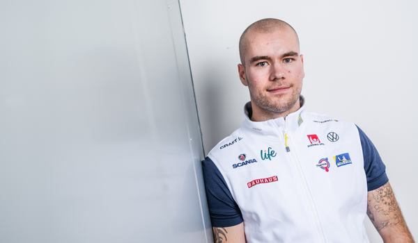 Viktor Thorn jobbar sig nu tillbaka efter sin andra ryggoperation i år. FOTO: Bildbyrån/Simon Hastegård.