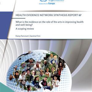 Omslagsbilde til rapport fra Verdens helseorganisasjon