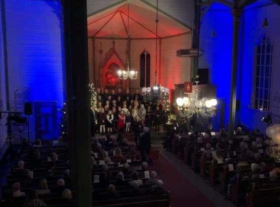 Julekonsert i Røsvik kirke 2018