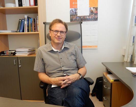 Rådmann Stig Arne Holtedahl