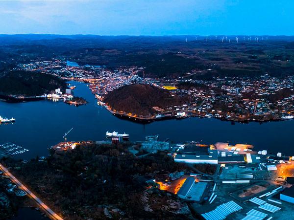 Industri i Eigersund