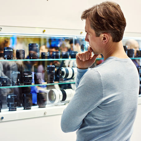 Hva er fotobransjens egentlige utfordringer? (Foto: Sergey Ryzhov - Adobe Stock)