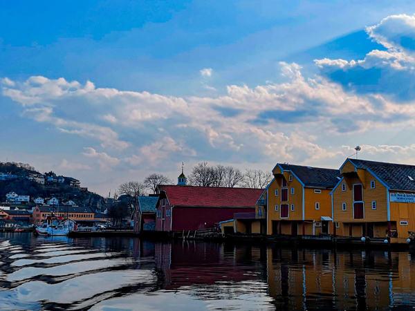 Egersund indre havn