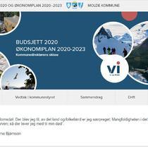 Budsjett 2020, økonomiplan 2020-2023