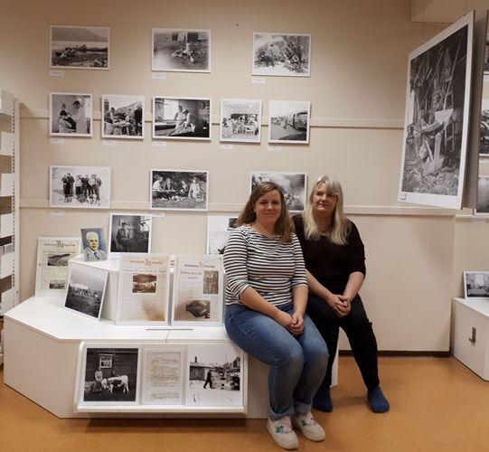 Ida Beate Otterlei og Tove Mette Mæland