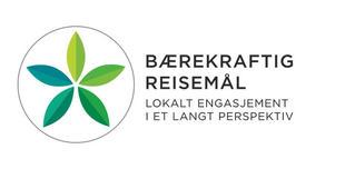 Logo: Bærekraftig reisemål
