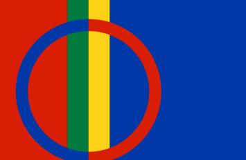 Samiske flagget