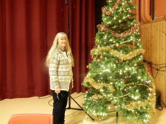Lisa Ljønes er vikar pianolærer