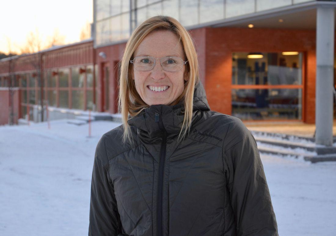 Tidigare skidorienteringsesset Lena Turesson är en av Luleå tekniska universitets samordnare gällande elitidrottsvänligt lärosäte. FOTO: Luleå tekniska universitet.