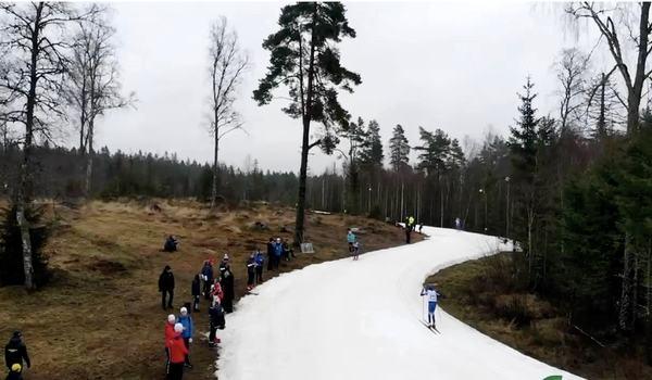 Borås GIF arrangerar nya sprinttävlingen GIF-Raketen på Tranemos konstsnöspår på lördag.