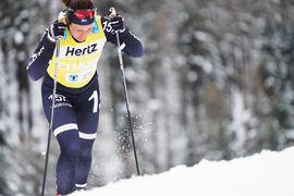 Britta Johansson Norgren vann Kaiser Maximilian Lauf i fjol. Kan hon försvara segern i år? FOTO: Visma Ski Classics/Magnus Östh.