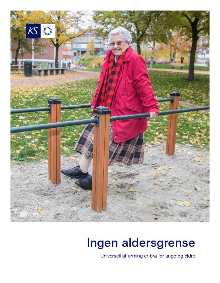 Omslagsbilde til brosjyren Ingen aldersgrense