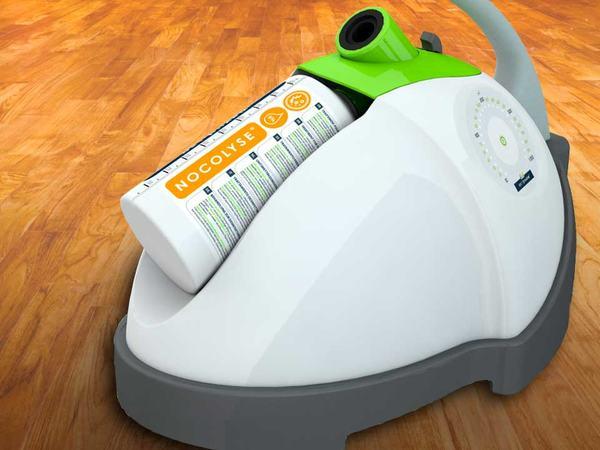 Desinfeksjonsrobot