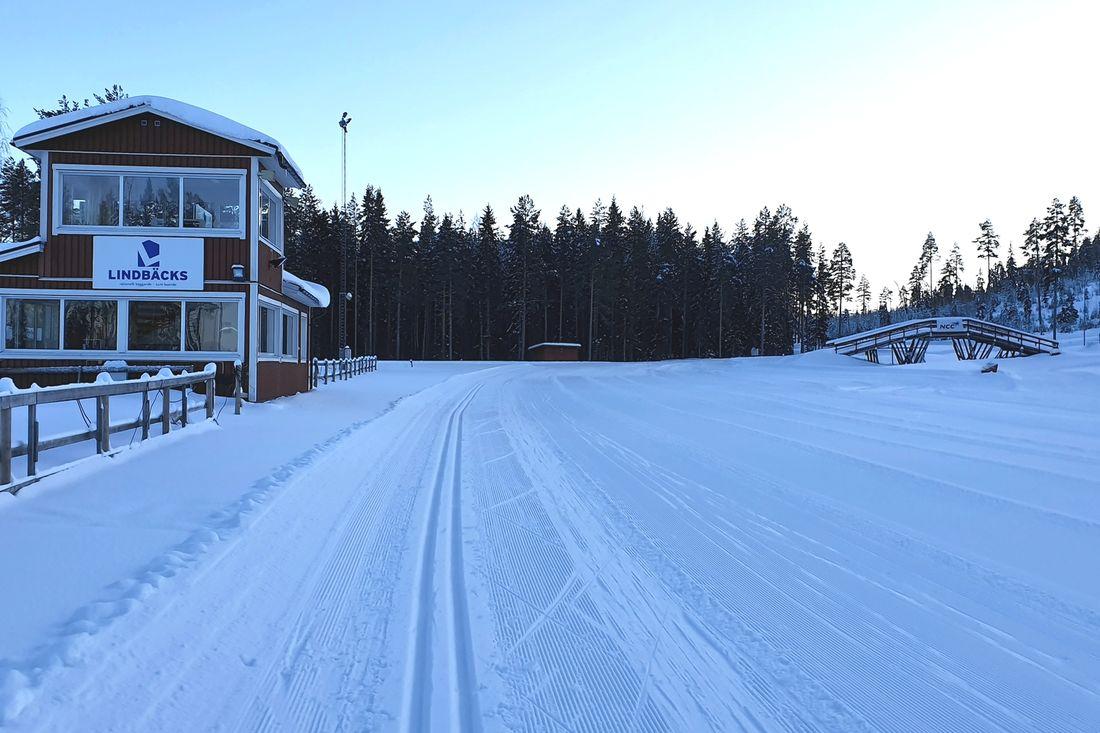 Tävlingsprogrammet för SM-tävlingarna vid Lindbäcksstadion i slutet på mars har uppdaterats. FOTO: Piteå skidallians.