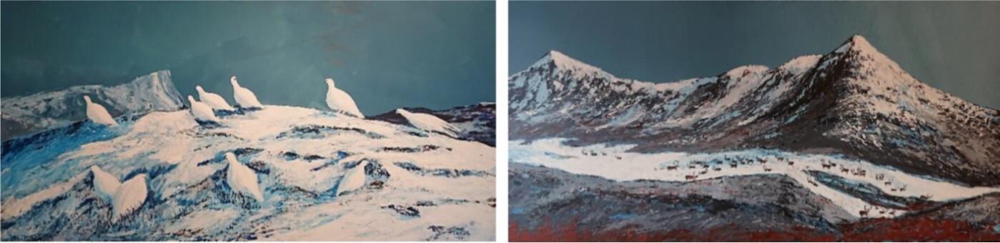 Bilde Utsnitt frå to maleri Lars Galdal.jpg